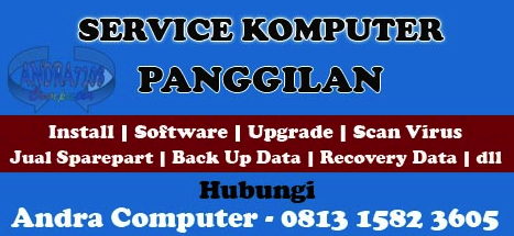 Jasa Install Ulang Windows Komputer di Muara Karang
