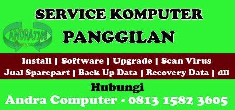 Jasa Install Ulang Windows Laptop di Palmerah
