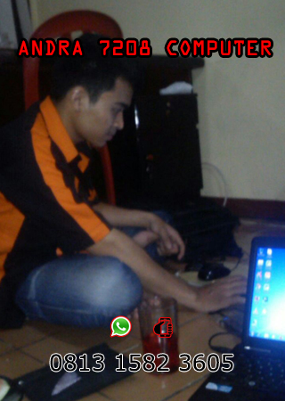 Jasa Service Komputer Panggilan di Cibubur
