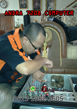 Jasa Service Komputer Panggilan di Menteng