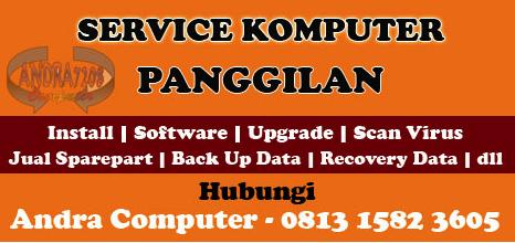 Jasa Service Komputer Panggilan di Pesing