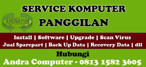 Jasa Service Komputer Panggilan di Rawa Belong
