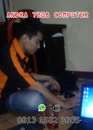 Jasa Service Komputer Panggilan di Rempoa