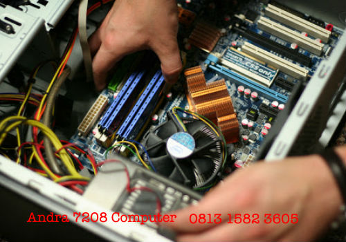 jasa Service Komputer di Kebayoran