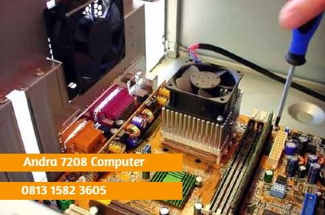Service Komputer di Larangan