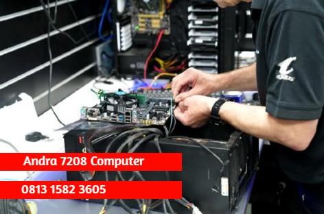 Service Komputer di Tanjung Priok