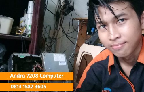 Service Komputer di Kota Wisata