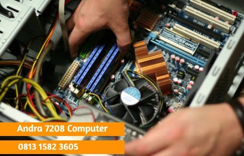 jasa Service Komputer di Bintara