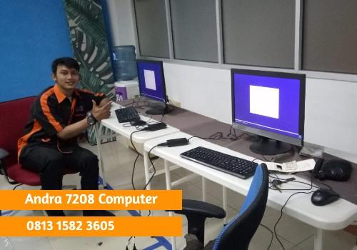 jasa Service Komputer di jatiasih