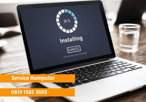 layanan Instal Ulang Laptop di Jakarta Utara